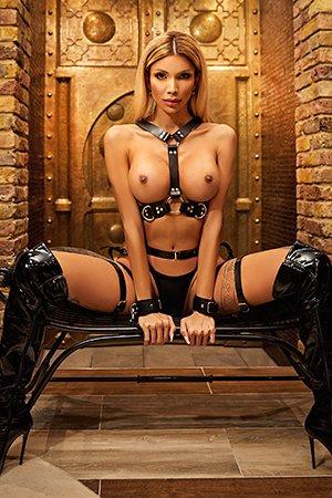 London TS Escort Amanda Lima