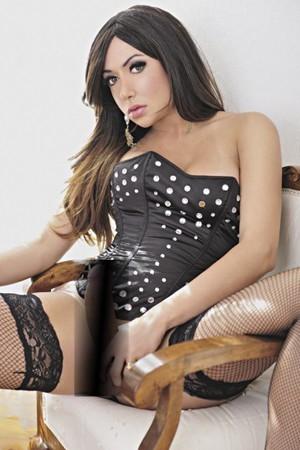 London Transsexual Escort Jasmine