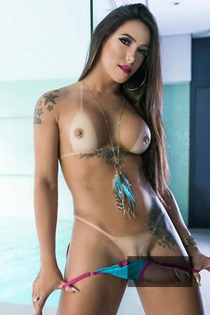 Stunning Brazilian Shemale Call Girl
