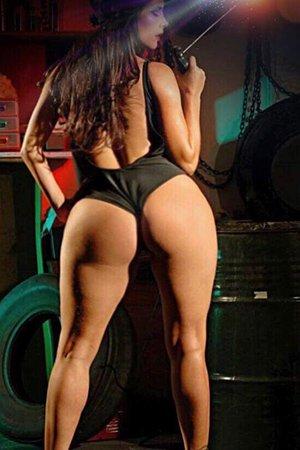 stunning Latin T-girl in London