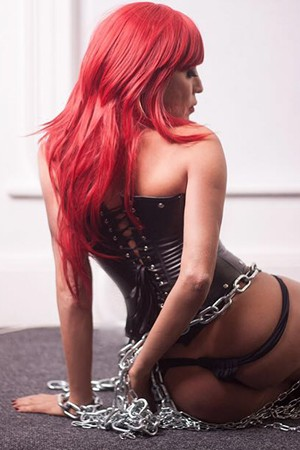 TS Deby Shemale Escort Top in London