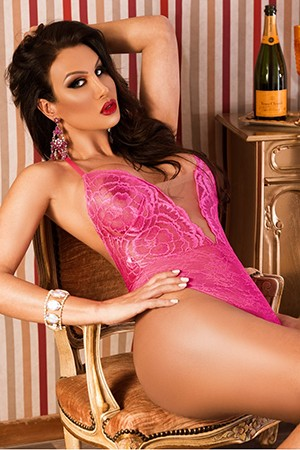 London Pre-op Transsexual Escort