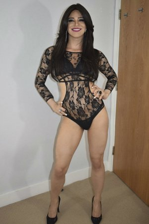 Megan Doll TV Escort in London