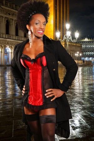 Black TGirl Escort Kate Love