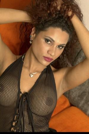 Brazilian Transexual Escort Girl