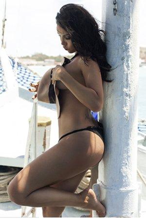 TS London Mayfair Escort Porn Star