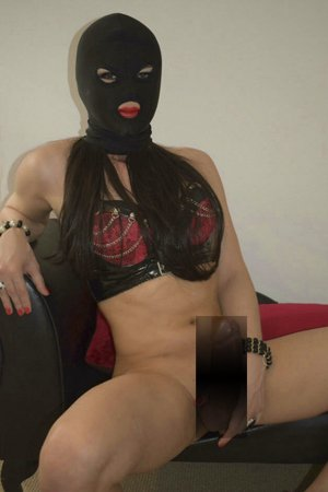 TV London Escort Megan Doll
