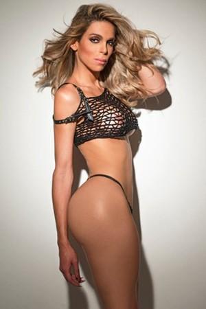 Italian Transsexual Tayra Oliviera